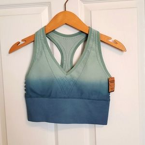 NWT Victoria'sSecret sport ombre crop bra (medium)